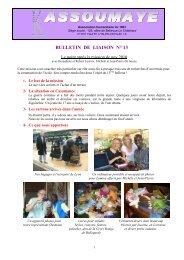 BULLETIN DE LIAISON 1 - OVH.net