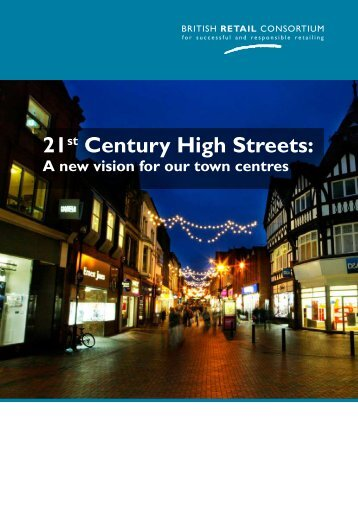 21st Century High Streets: - Boots