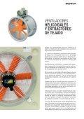 ventiladores helicoidales y extractores de tejado - Sodeca - Page 3