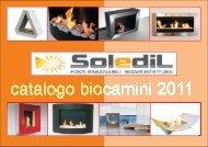 Specifiche - Soledil