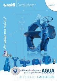 Tarifa Soluciones para la gestión del Agua - SAIDI