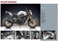 pdf Yamaha FZ8 - Parts World