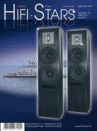 Testbericht, HIFI-STARS, März 2011 - Sommer Cable GmbH