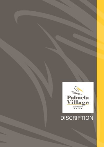 DISCRIPTION - Palmela Village Golf Resort