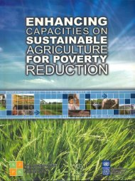 Enhancing Capacities on Sustainable Agriculture for ... - ANGOC Site