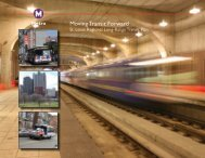 TABLE OF CONTENTS - Metro Transit