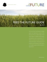 Feed the Future Guide