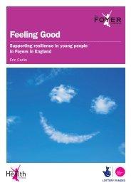Feeling Good - The Foyer Federation