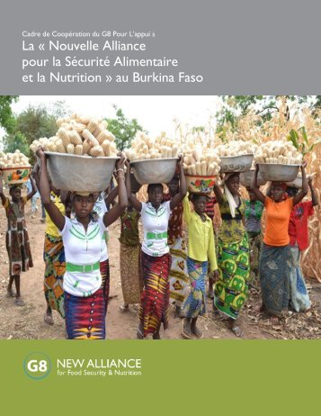 au Burkina Faso - Feed the Future
