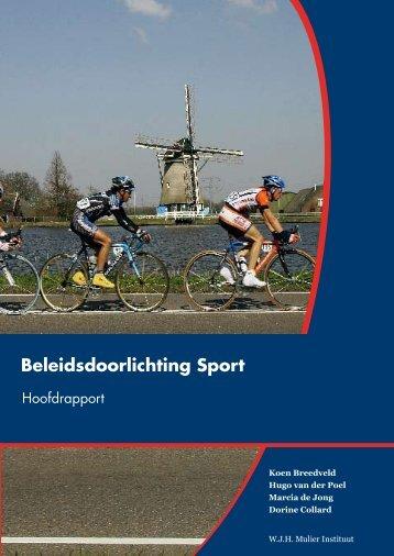 Beleidsdoorlichting sport, 's Hertogenbosch - Sport Knowhow XL