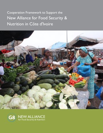 New Alliance for Food Security & Nutrition in Côte ... - Feed the Future
