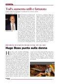 Zara: nel 2005 700 milioni di euro per l ... - Pambianconews - Page 3