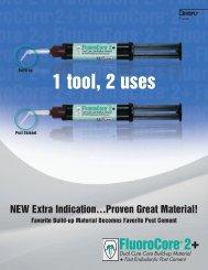 FluoroCore® 2 - Patterson Dental