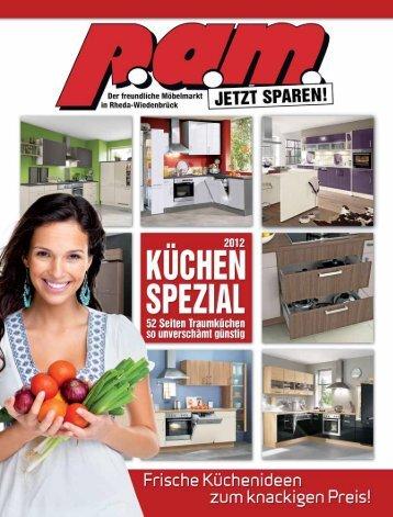 Küchen-Spezial 2012 - Pam