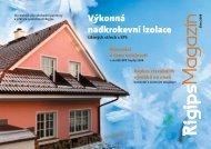 Rigips magazín zima 2008