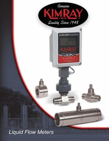 Liquid Flow Meters - Home | Kimray Mobile