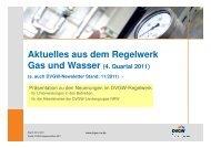 Regelwerk Gas und Wasser 12/2011 (4. Quartal 201 (PDF, 3.41 MB)
