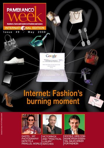 Internet: Fashion's burning moment - Pambianconews