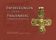 ENTDECKUNGEN UM DEN FRAUENbERG - Sondershausen