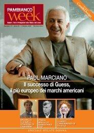 PAUL MARCIANO Il successo di Guess, il più ... - Pambianconews
