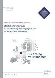 Praxisbericht 34 - ERCIS