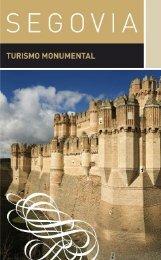 Turismo monumental - Turismo de Segovia