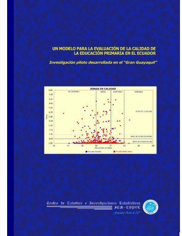 un modelo para la evaluación de la calidad - ICM - Escuela Superior ...