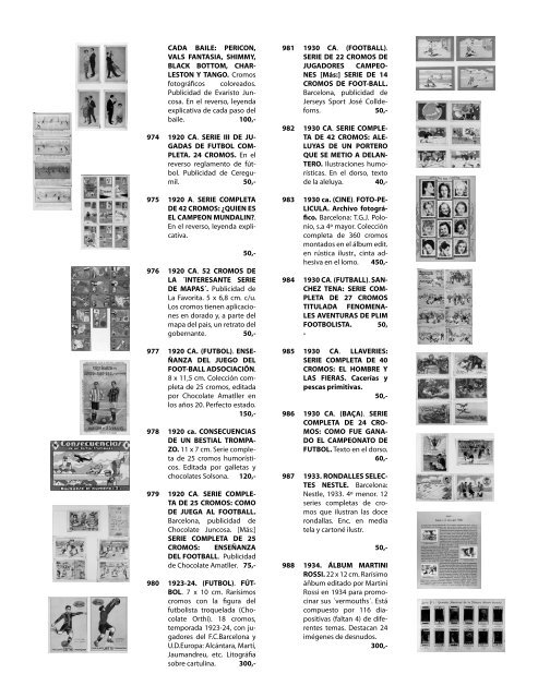 958 1910 ca. INVENTOS MO