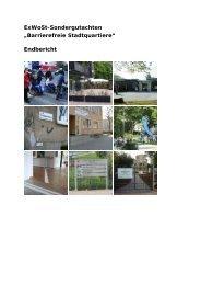 Endbericht - Das Büro für integrierte Planung Berlin