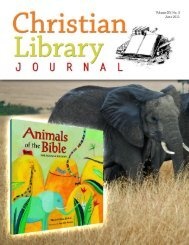 adult fiction - Christian Library Journal