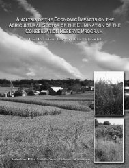 STUDY DESCRIPTION - Agricultural Policy Analysis Center