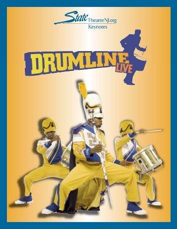 Drumline 2011 Keynotes:Layout 1.qxd - State Theatre