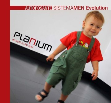 Autoposante:: SistemaMen Evolution Metalli - Planium