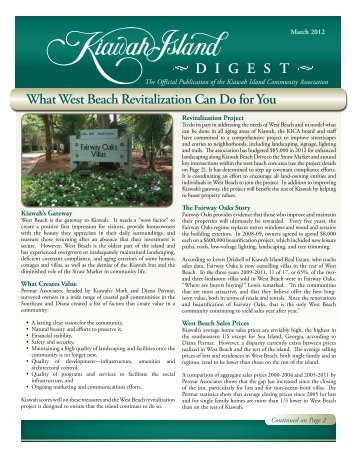 MAR DIGEST 2012LOW.pdf - Kiawah Island Community Association