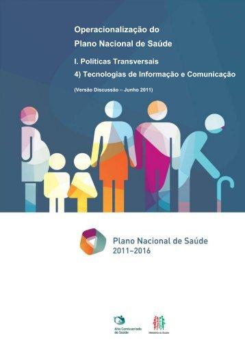 Politicas Transversais: Tecnologias de Informação e Comunicação