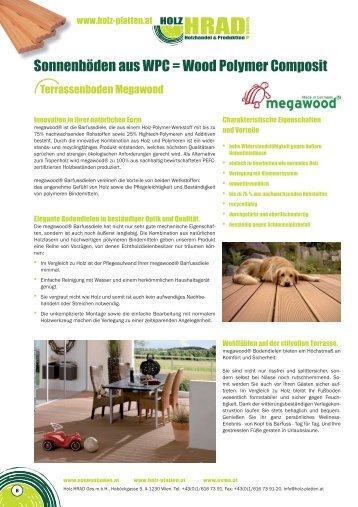 Megawood - sonnenboden.at