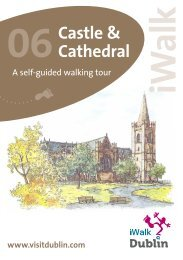 iWalk 06 Castle & Cathedral - A self-guided walking tour - Visit Dublin