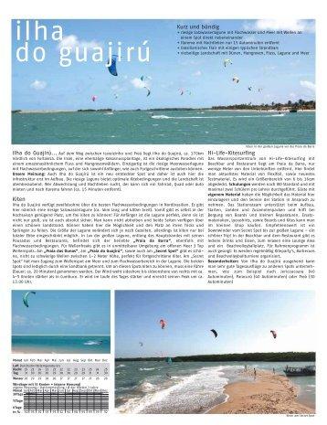 ilha do guajirú - Ilha do Guajiru