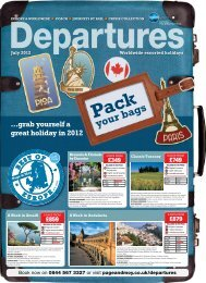 LAST CHANCE TO BOOK - pageandmoytravelgroupsales.