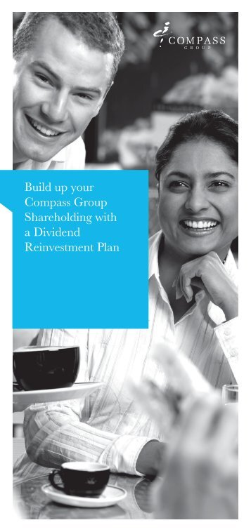 Dividend Reinvestment Plan Booklet - Compass Group
