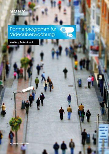 Partnerprogramm für Videoüberwachung - Xortec.de