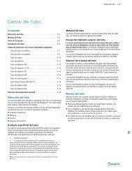 Datos de tubo (MS-01-107;rev_10;es-ES) - Swagelok