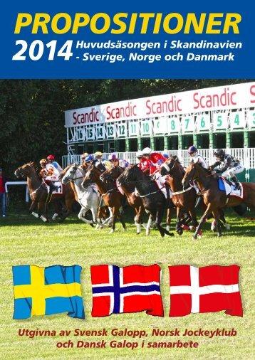 Proposisjoner Skandinavia 2014