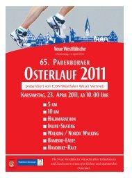 Paderborner Osterlauf 2011