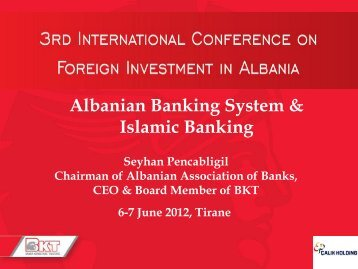 Albanian Banking System