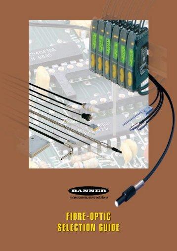 Plastic Fibre-optic Specifications - Multiprox