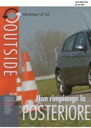CAR EMOTION Aprile 2007 - Dimsport