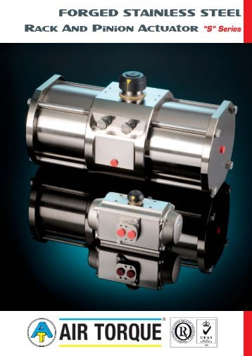 S Series 316 SS Actuator - Global Supply Line