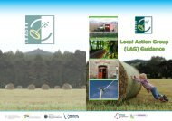 Cross Border Project Guidelines - National Rural Network