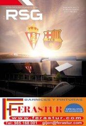 revista oficial real sporting de gijón temporada 2011/12 j07 primera ...